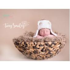 Fluffy crochet aviator hat, Baby hats aviator, Aviator boy hats, Tinysmiley