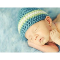 Boy newborn baby outfit, Crochet baby hat, Baby boy hat, Blue crochet hat boy