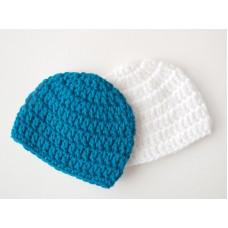 Twin hats, Twin baby boy hat, Hats, Crochet hospital hats, Twin outfit