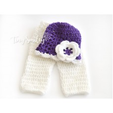 Newborn Baby Set Pants and Hat