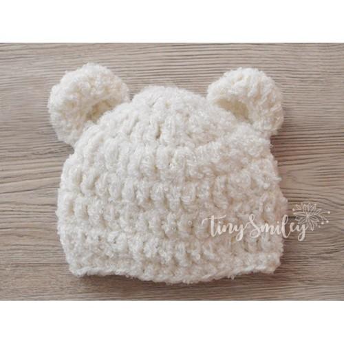 Boxy Bear - Fairfield World Craft Projects | Crochet bear hat ... | 500x500